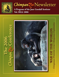 Chimpanzoo 2006 Newsletter